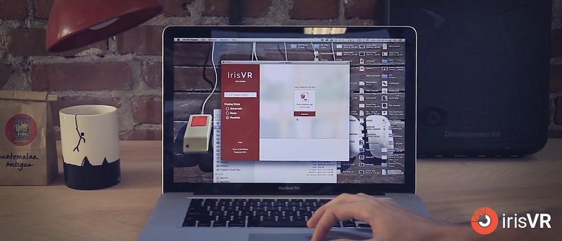 Inhabit Your Designs with IrisVR