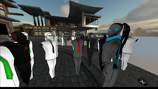 Communicate and Socialize in VR (Demo Trailer 1)