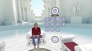 vTime - The Virtual Reality Sociable Network