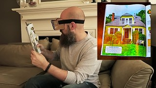 Near Sighted VR ~ Low Vision App Review
