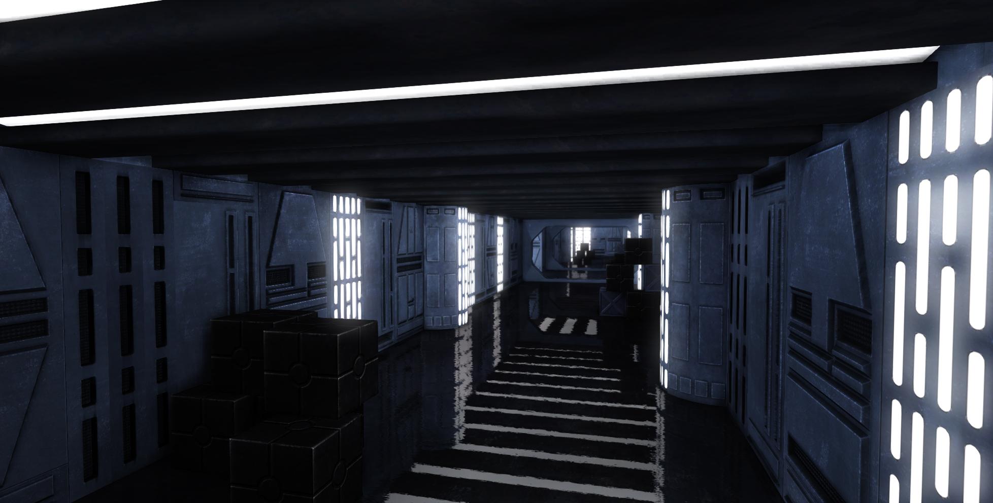 Death Star Announcement And Lightsaber Customization