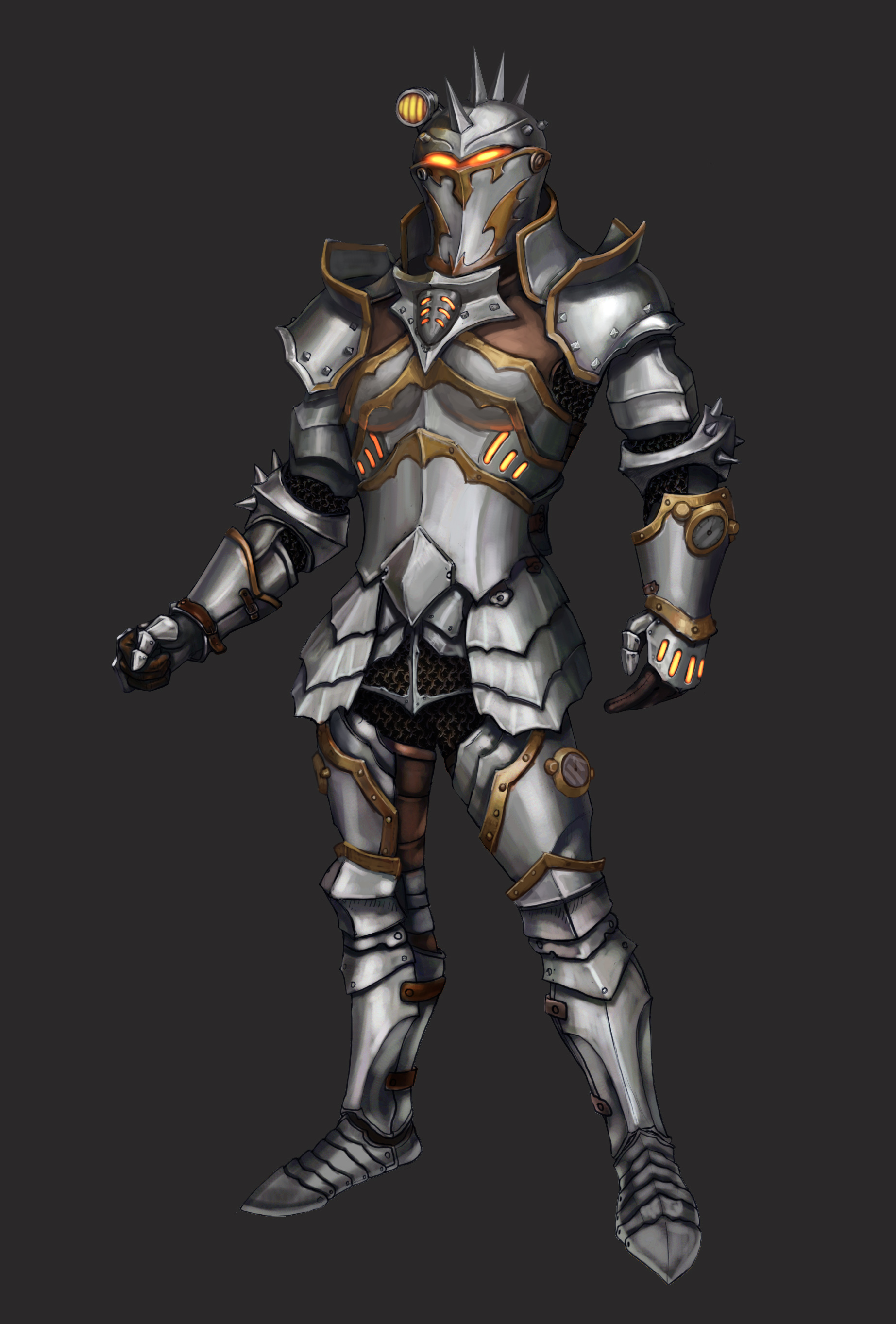Male fantasy armor hentay toons