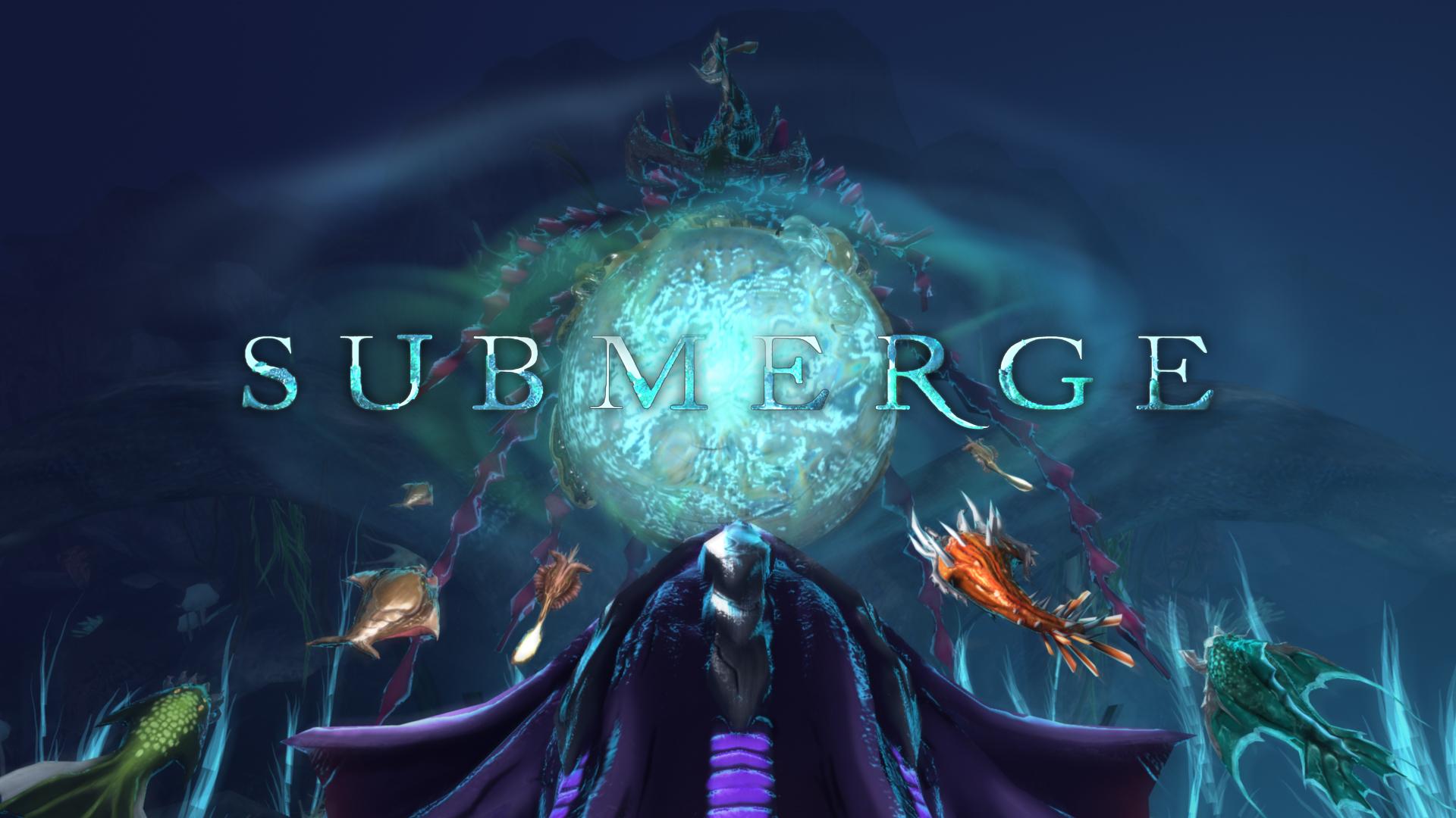 Submerge Title