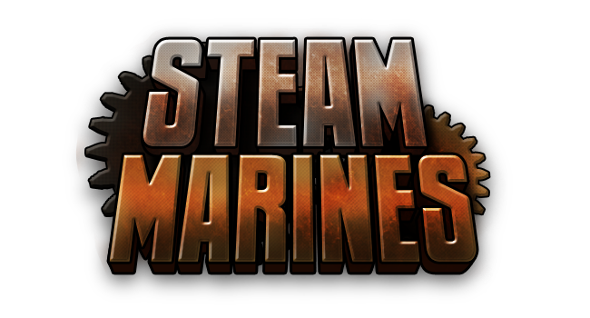Steam Marines Logo