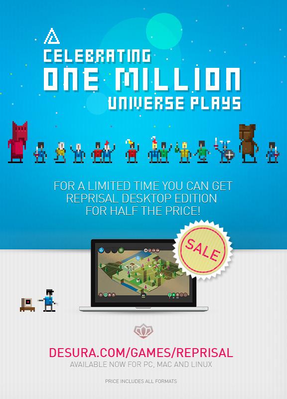 1 Million Plays