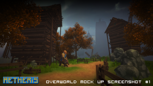 Aetheris overworld mock up
