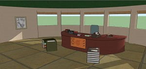 hokage room office finish :)