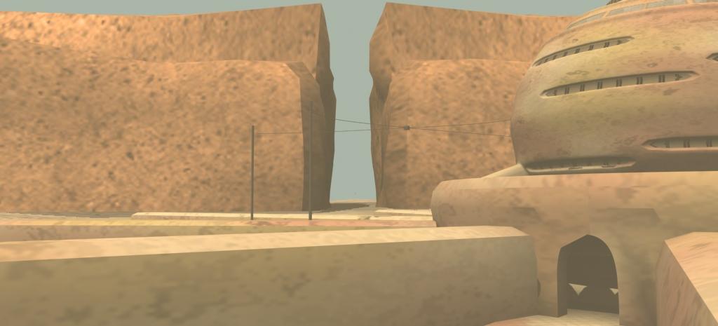 Village To Desert