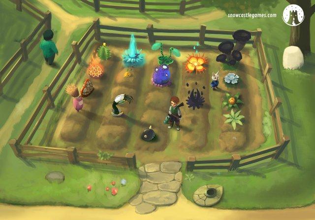 Harvesting Gameplay Blog Post