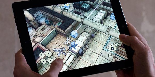 ClLARK on iPad3