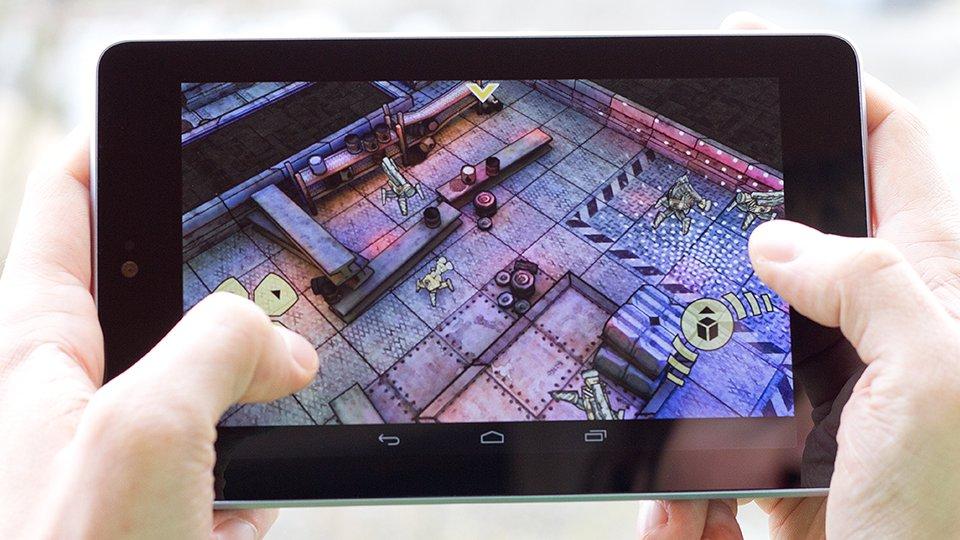CLARK on Nexus7