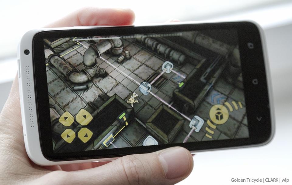 CLARK on HTC OneX