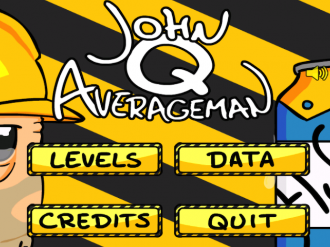 Quirky App Of The Day: John Q Averageman Displays Mediocrity At Its Best