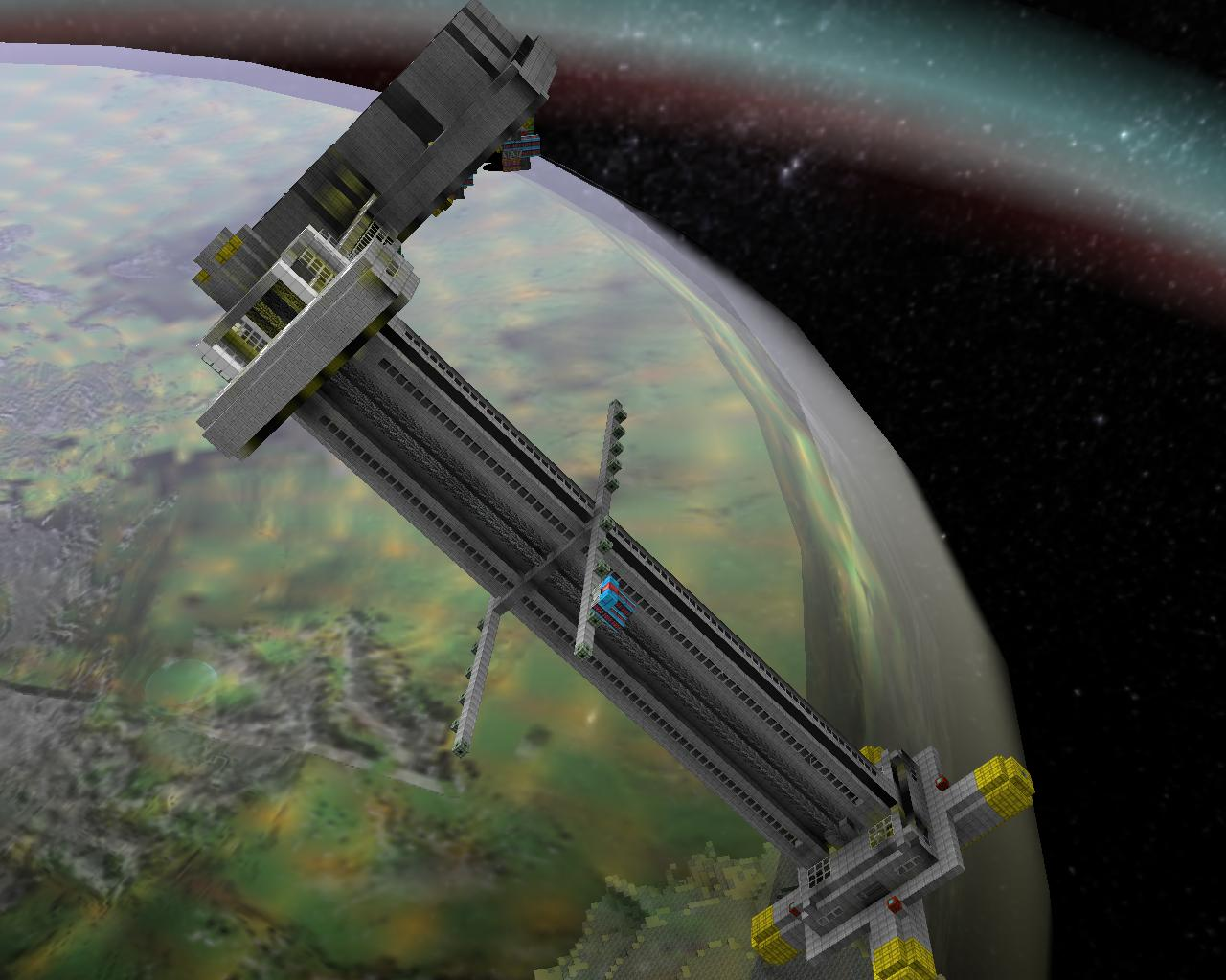 space ship on starmade - photo #43
