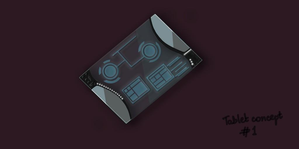 Tablet #1 - Hanna