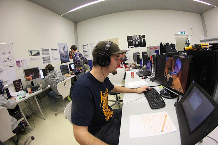 Noomix Alpha testing session