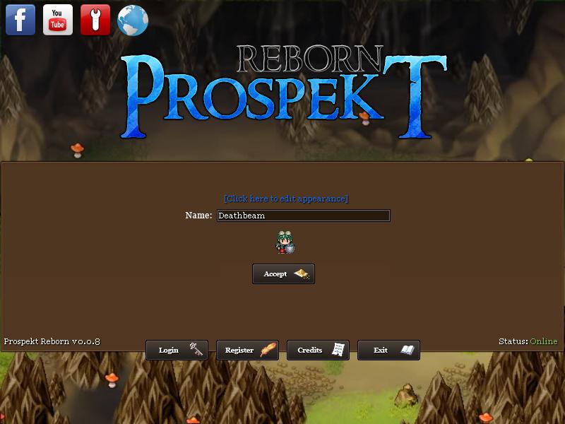 Character generator news - Prospekt Reborn - Indie DB