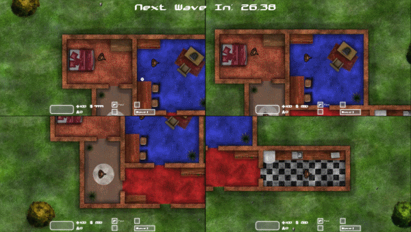 4 Player Survival