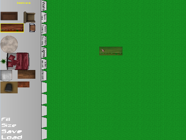 New objects for level editor