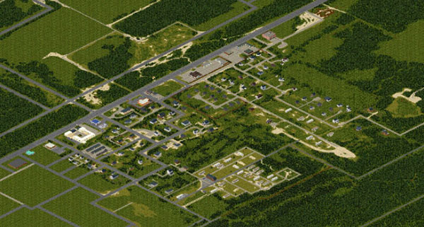 Project Zomboid Map Of Knox County And Surrounding on