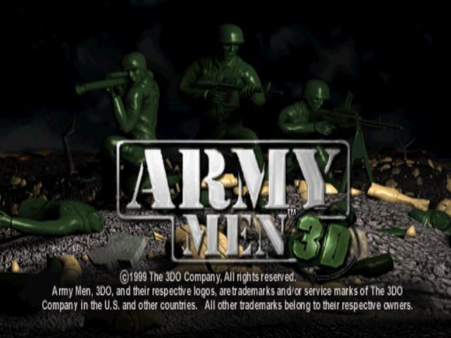 Army Men III - Series Recap & Beta Release Date Announced! Armymen3d0805