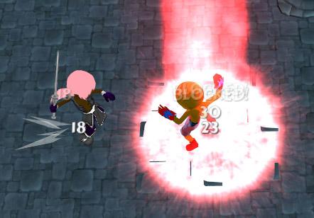 Soul Saga Dungeon Fight
