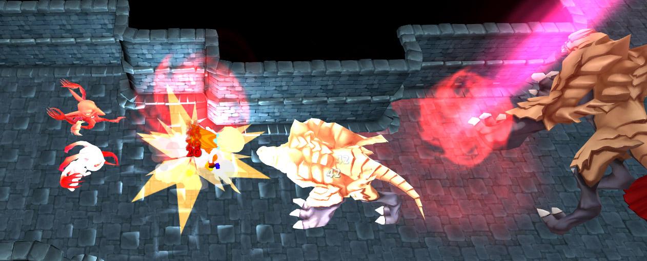 Soul Saga Battle 1