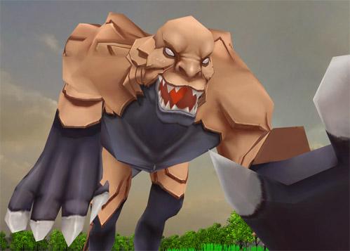 Soul Saga Behemoth Kowaii