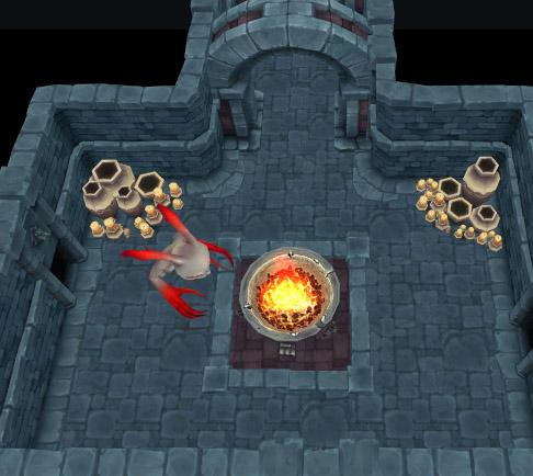 Soul Saga Imp and Fire
