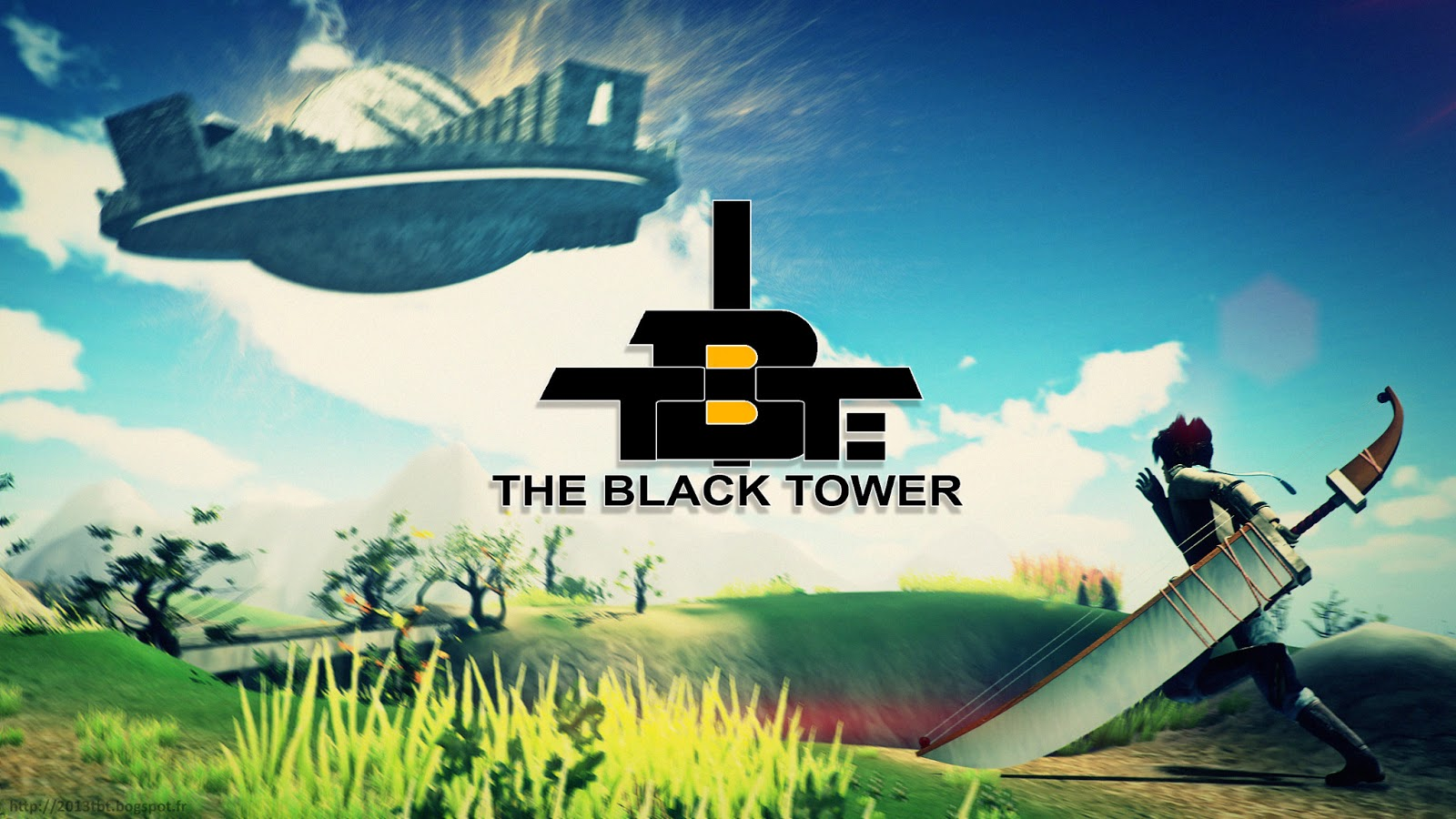 The Black Tower Annonce de The Black Tower par le créateur de A Space Adventure