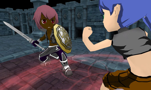 Soul Saga Fight Between 2 Humans