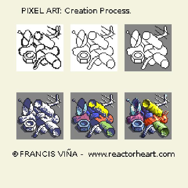 2Articulo Pixel Conceptual Art