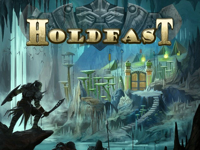 Holdfast: a Gamebook of Dwarven Vengeance