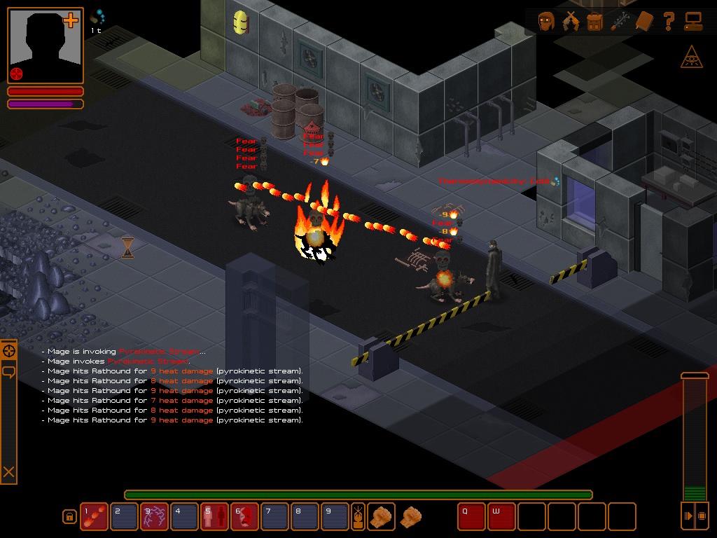 Underrail - Pyrokinetic Stream