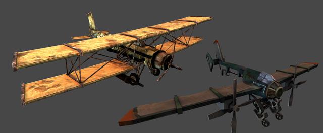Guns Of Icarus Online Windows Mac Linux Game Indie Db