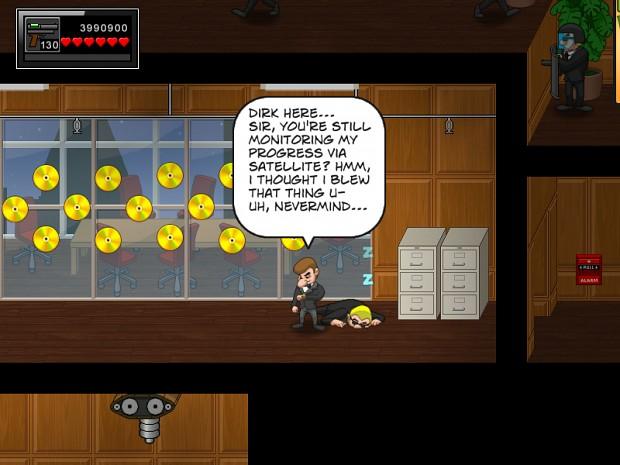 Dirk Dashing 2 screenshots