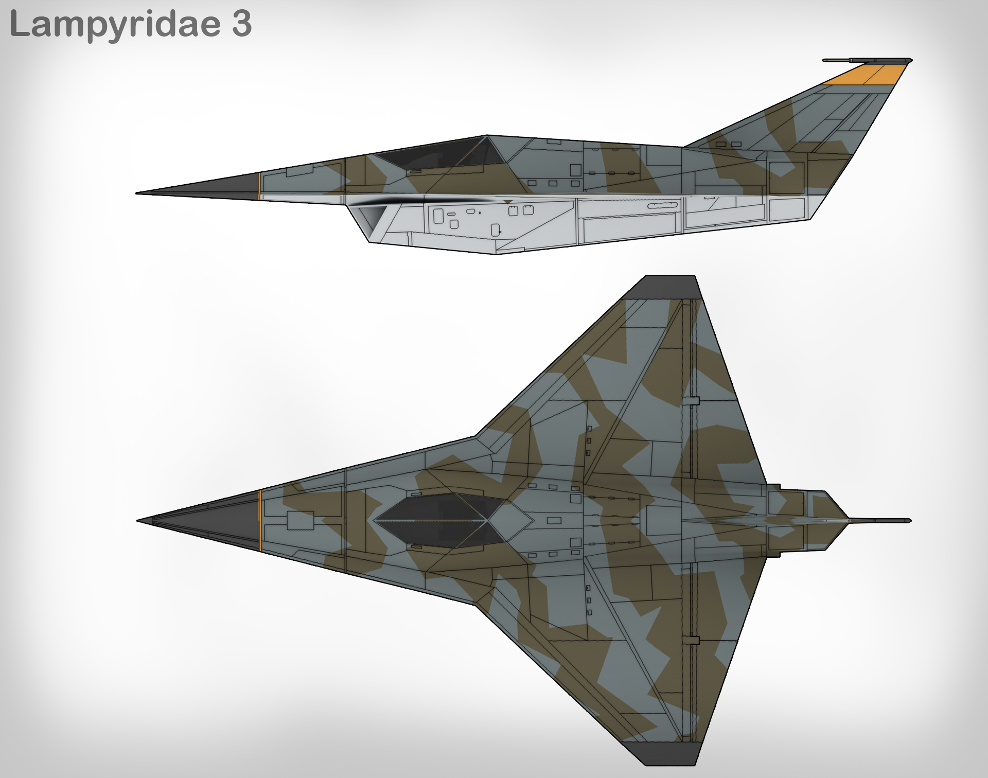 F 117 Stealth Fighter Game Report 038: Lampyridae...