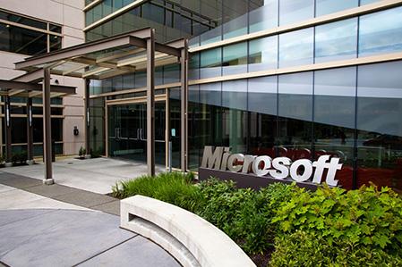 Microsoft in Redmond. Source: http://nethope.org/assets/uploads/Microsoft-Redmond.jpeg