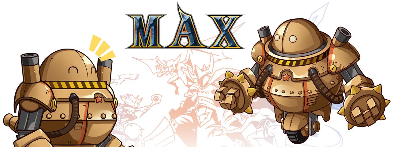 Soulsaga_Max_Bio
