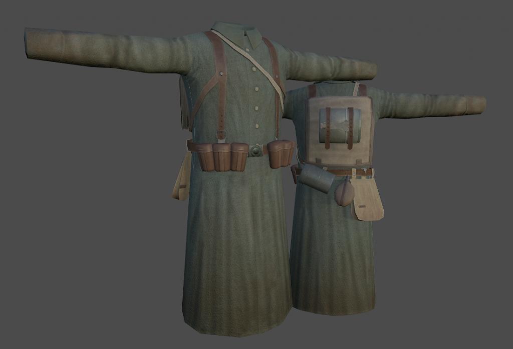 German Uniforms 2 news - Iron Europe - WW1 Mod for Mount & Blade