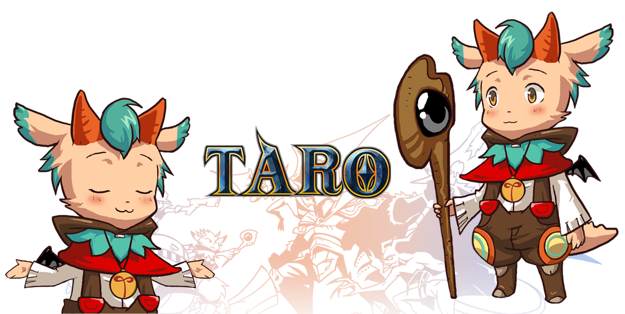 Soulsaga_Taro_Bio