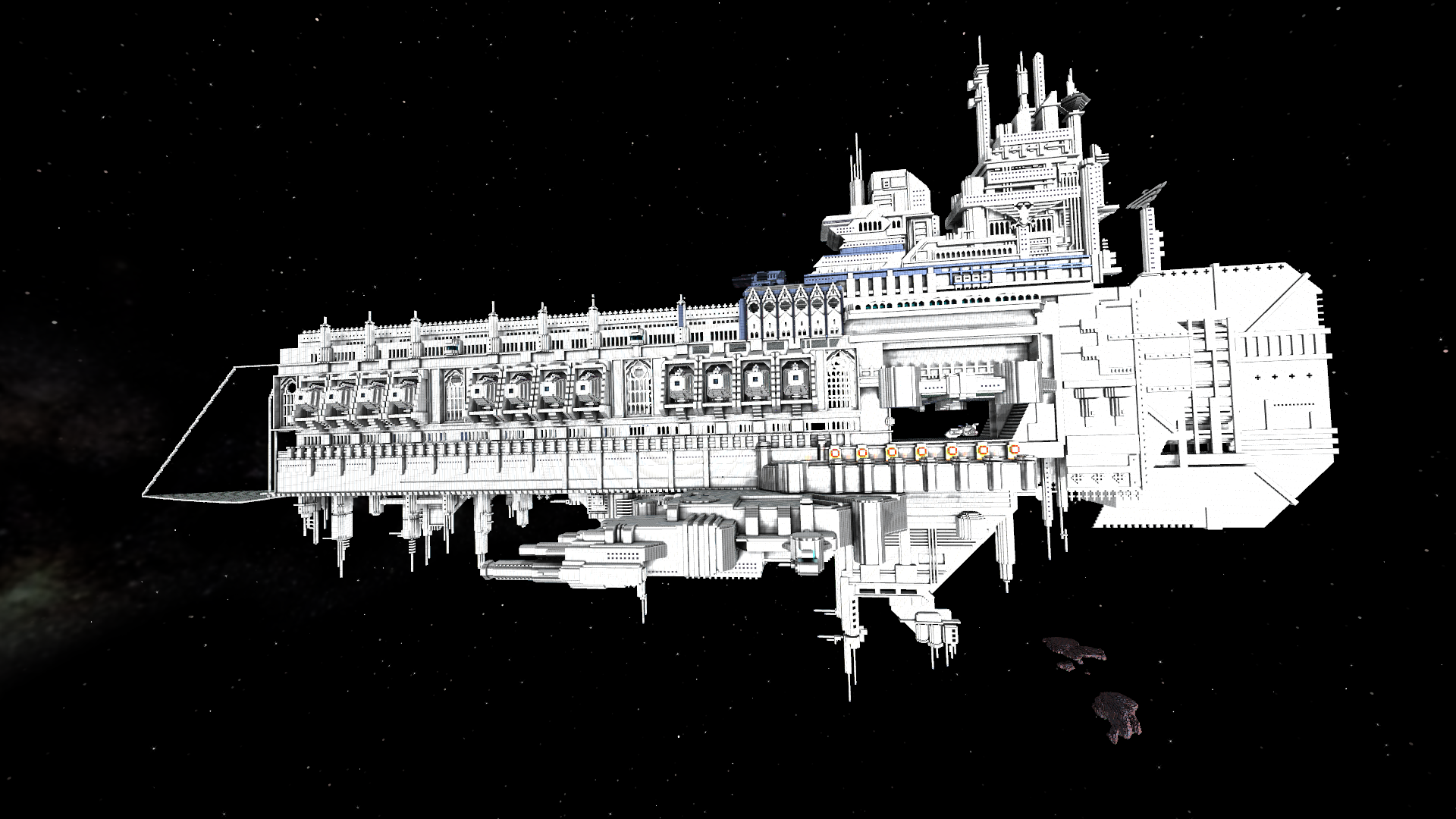 space ship on starmade - photo #35