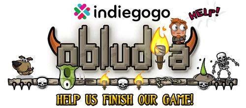 Obludia on Indiegogo