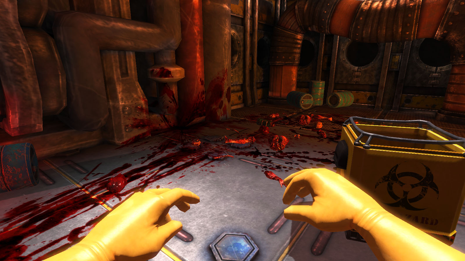 how to play viscera cleanup detail