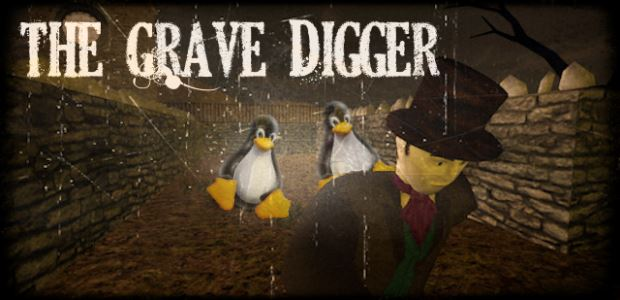 The Grave Digger on Linux