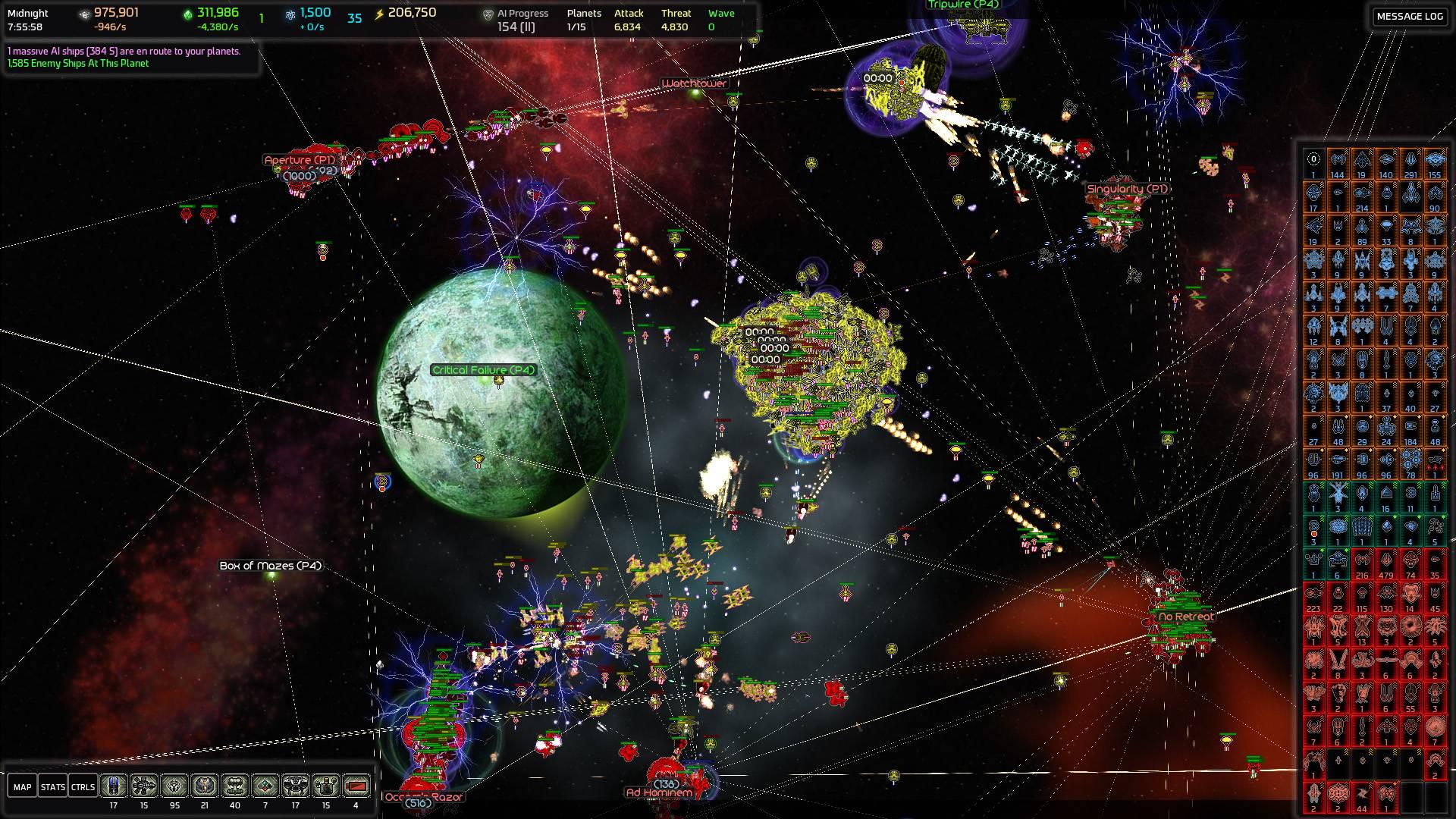 Ai War ai war: fleet command - octopus overlords