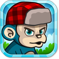 Mobile Defense game for iPhone - Lumberwhack