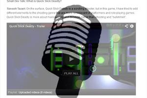 SmallDevTalk Quick Slick Deadly Interview