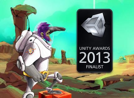 Noomix Unity Award 2013