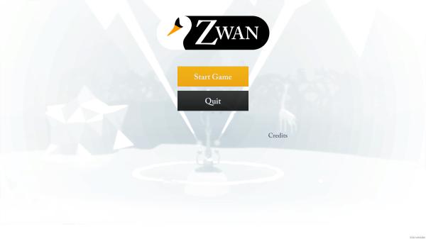 Zwan v09 menu